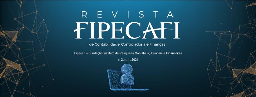 Revista Fipecafi de Contabilidade, Controladoria e Finanças. Edição especial de lançamento, n. 1, v. 1, 2020.